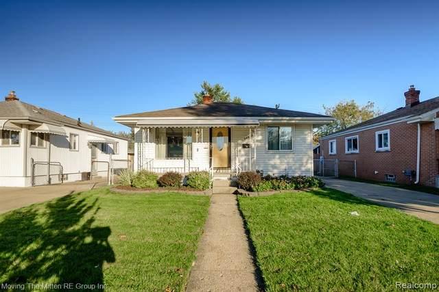 24530 Lexington Avenue, Eastpointe, MI 48021 (#2210087967) :: National Realty Centers, Inc