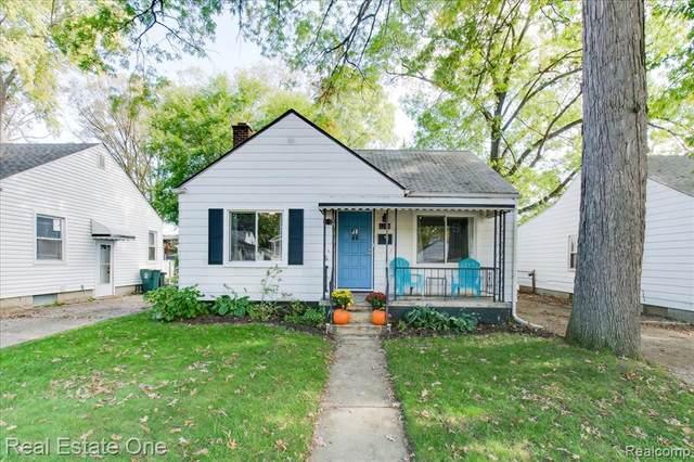 1215 Mclean Avenue, Royal Oak, MI 48067 (#2210088430) :: Real Estate For A CAUSE