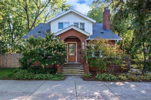 1545 W 12 MILE Road, Royal Oak, MI 48073 (#2210088465) :: Real Estate For A CAUSE