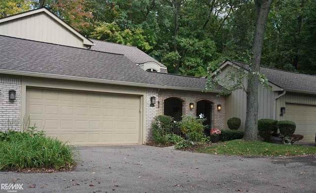 1249 Manorwood, Bloomfield Twp, MI 48304 (#58050058652) :: National Realty Centers, Inc