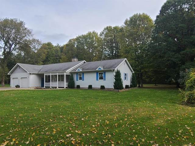4675 Harlan Drive, Watervliet Twp, MI 49098 (#69021112116) :: Real Estate For A CAUSE