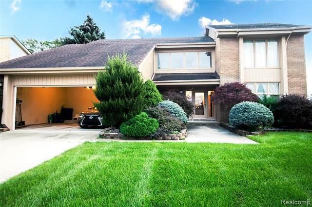 6316 Timberwood S, West Bloomfield Twp, MI 48322 (#2210089147) :: RE/MAX Nexus