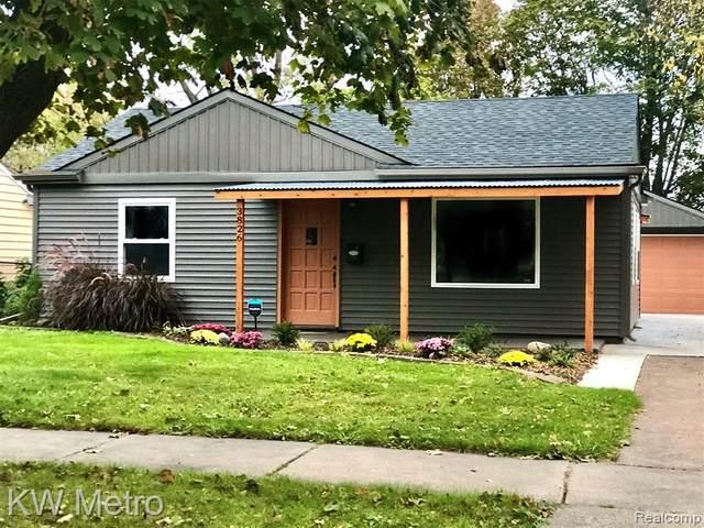 3826 Durham Road, Royal Oak, MI 48073 (#2210089179) :: Real Estate For A CAUSE