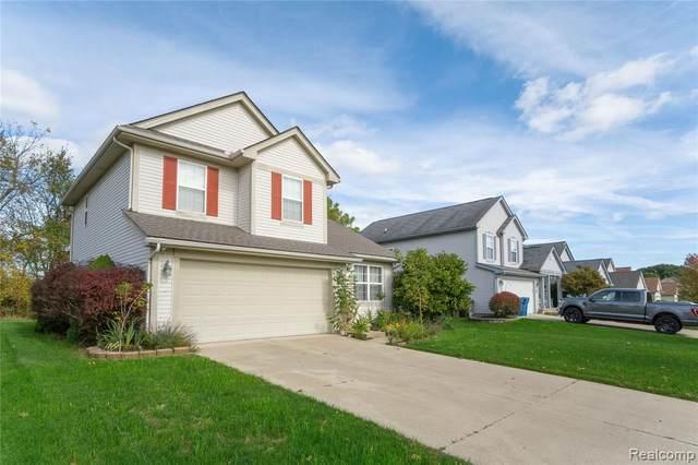 8591 Barrington Drive, Superior Twp, MI 48198 (#2210089265) :: Duneske Real Estate Advisors