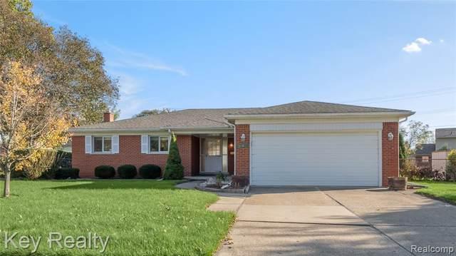 35611 Southampton Street, Livonia, MI 48154 (#2210089479) :: Real Estate For A CAUSE