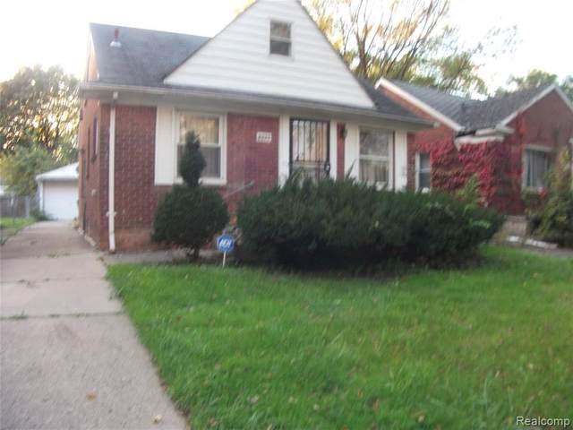 8277 Sussex St, Detroit, MI 48228 (#2210089510) :: National Realty Centers, Inc