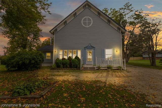 6765 North Road, Burtchville Twp, MI 48059 (#2210090044) :: Real Estate For A CAUSE