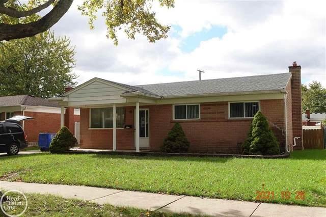30333 Roan, Warren, MI 48093 (#58050059137) :: Real Estate For A CAUSE