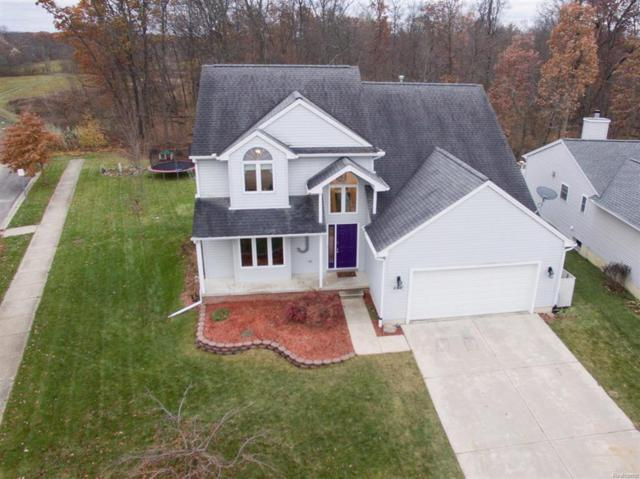 521 Coventry Circle, Dexter, MI 48130 (MLS #543253254) :: The Toth Team