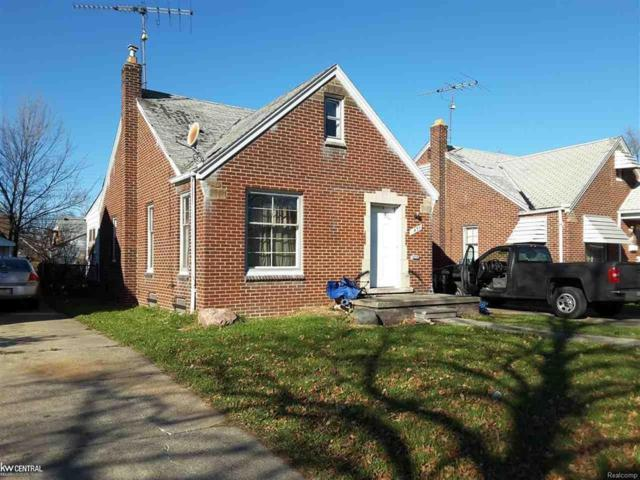 11455 Wayburn, Detroit, MI 48224 (MLS #58031335717) :: The Toth Team