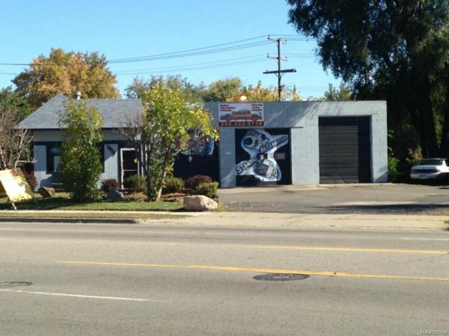 1076 Baldwin Avenue, Pontiac, MI 48340 (#214045524) :: RE/MAX Classic