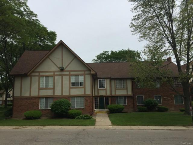 30212 Southfield Road #138, Southfield, MI 48076 (#215055754) :: RE/MAX Nexus