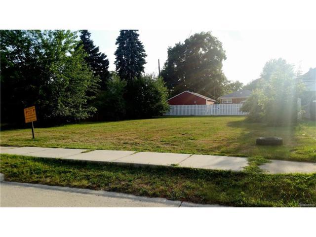 632 Garfield Street, Wyandotte, MI 48192 (#215120265) :: The Buckley Jolley Real Estate Team
