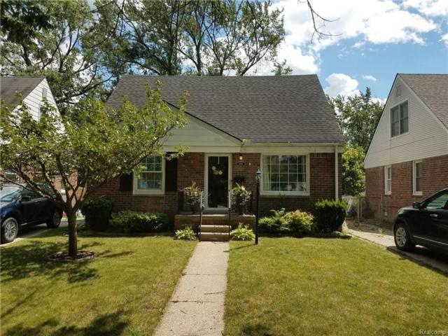 2206 E Lincoln Avenue, Royal Oak, MI 48067 (#217053611) :: RE/MAX Vision
