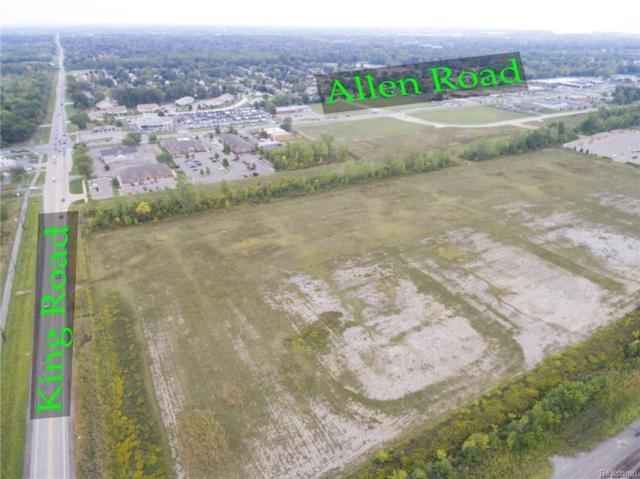22000 Allen Road, Woodhaven, MI 48183 (MLS #217080169) :: The Toth Team
