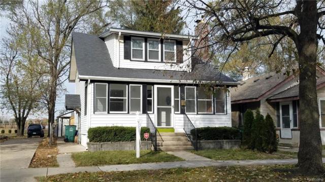 95 Kensington Boulevard, Pleasant Ridge, MI 48069 (#217101495) :: RE/MAX Nexus