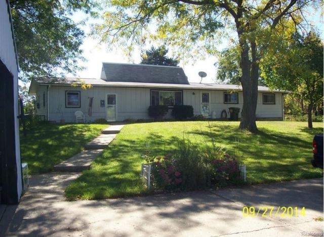 18075 Gregory Road, Unadilla Twp, MI 48137 (#217105573) :: The Buckley Jolley Real Estate Team