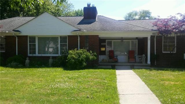 19620 Eastwood Drive, Harper Woods, MI 48225 (#217108335) :: Metro Detroit Realty Team | eXp Realty LLC