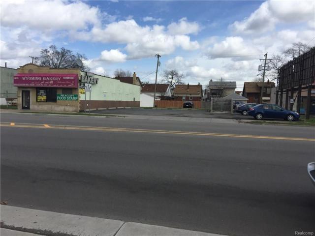 7900 Wyoming Street N, Dearborn, MI 48126 (#216093430) :: The Buckley Jolley Real Estate Team