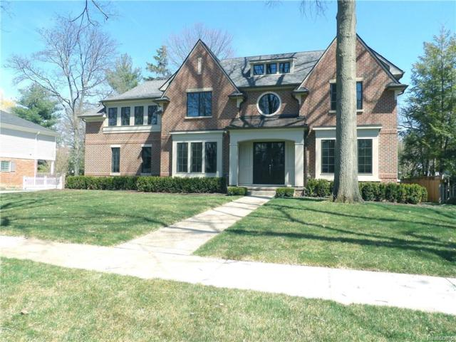 1298 Brookwood, Birmingham, MI 48009 (#217038656) :: Duneske Real Estate Advisors