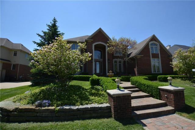 48709 Stoneridge Drive, Northville Twp, MI 48168 (#217053631) :: Duneske Real Estate Advisors