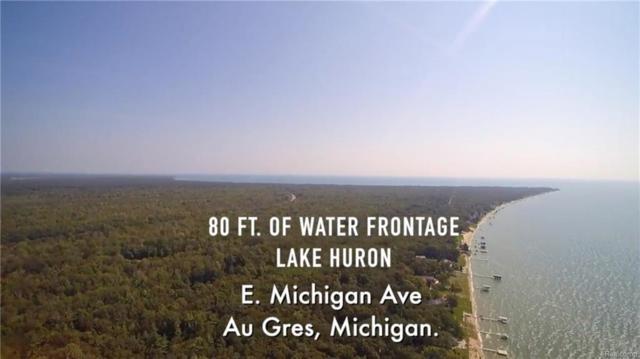 0 E Michigan (Parcel 2) Avenue, Sims Twp, MI 48703 (#217072336) :: Duneske Real Estate Advisors