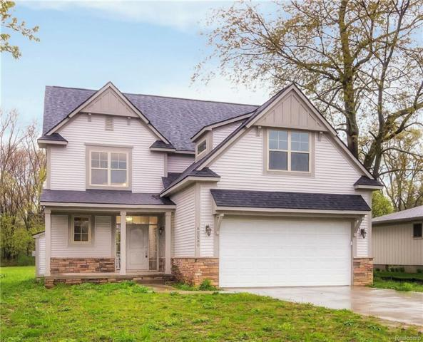 43460 Cottisford Street, Novi, MI 48167 (MLS #217102081) :: The Toth Team