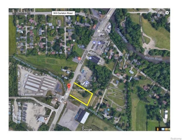 14760 Telegraph Road, Berlin Twp, MI 48134 (#218000737) :: The Buckley Jolley Real Estate Team