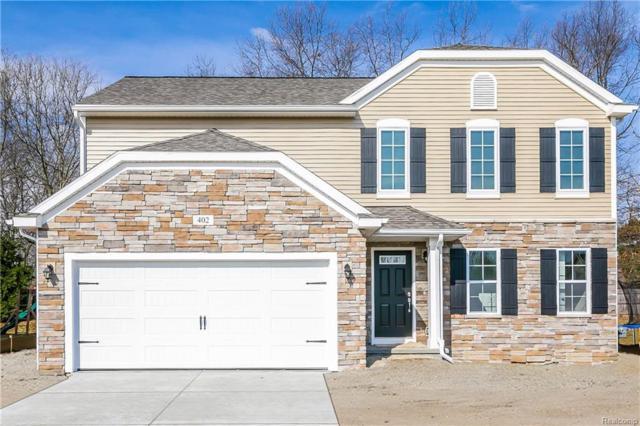 402 Ridgewood Drive S, Brandon Twp, MI 48462 (#218002024) :: Duneske Real Estate Advisors