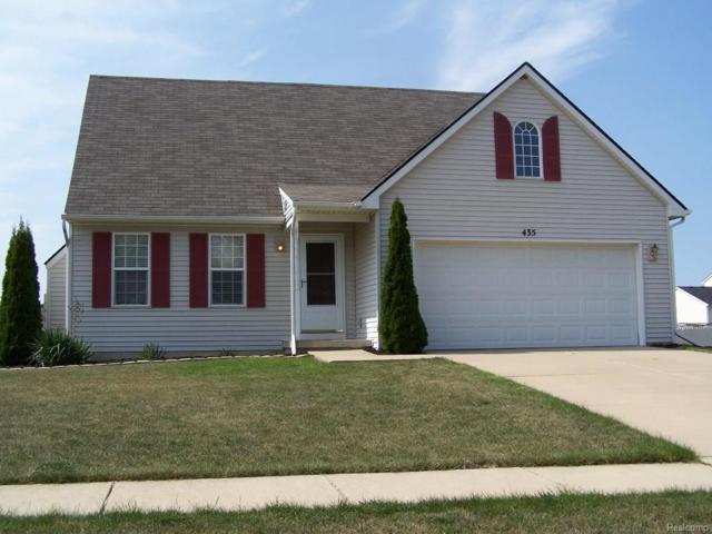 435 Haystack Drive, Linden, MI 48451 (#218004383) :: Duneske Real Estate Advisors