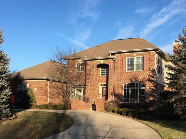 49791 Flushing Avenue, Canton Twp, MI 48188 (MLS #218006209) :: The Toth Team