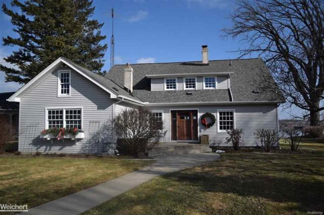 4419 Clarke Dr., East China Twp, MI 48054 (MLS #58031338949) :: The Toth Team