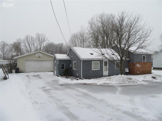 3309 Genesee Road, Genesee Twp, MI 48506 (#5030072063) :: Metro Detroit Realty Team | eXp Realty LLC