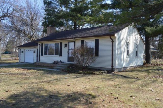 542 Roselane Drive, Howell, MI 48843 (#218010543) :: The Buckley Jolley Real Estate Team