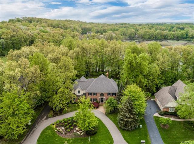 8972 Morning Mist Drive, Independence Twp, MI 48348 (MLS #218013526) :: The Toth Team