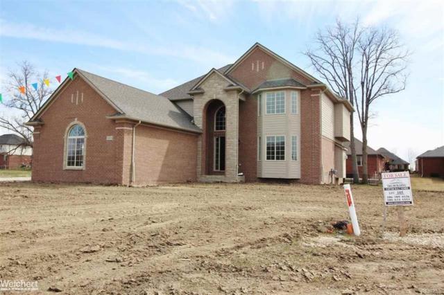 52426 Pearlwood, Macomb Twp, MI 48042 (#58031340552) :: Duneske Real Estate Advisors