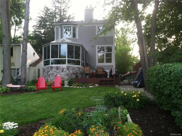 1965 Auburndale Avenue, West Bloomfield Twp, MI 48324 (#218017569) :: Simon Thomas Homes