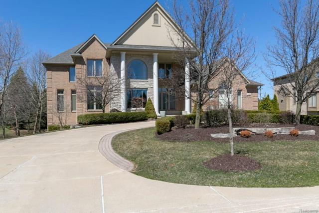 3838 Rosewood Lane, Rochester Hills, MI 48309 (#218018768) :: Simon Thomas Homes