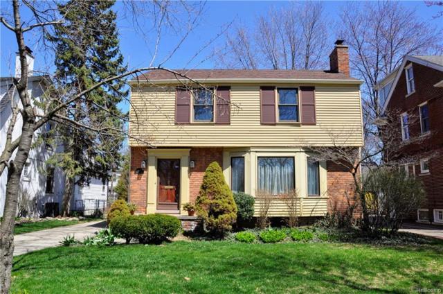 1332 Grayton Street, Grosse Pointe Park, MI 48230 (#218019205) :: Duneske Real Estate Advisors