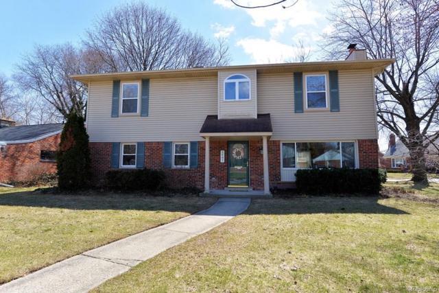 2607 Carman Avenue, Royal Oak, MI 48073 (#218019849) :: Duneske Real Estate Advisors