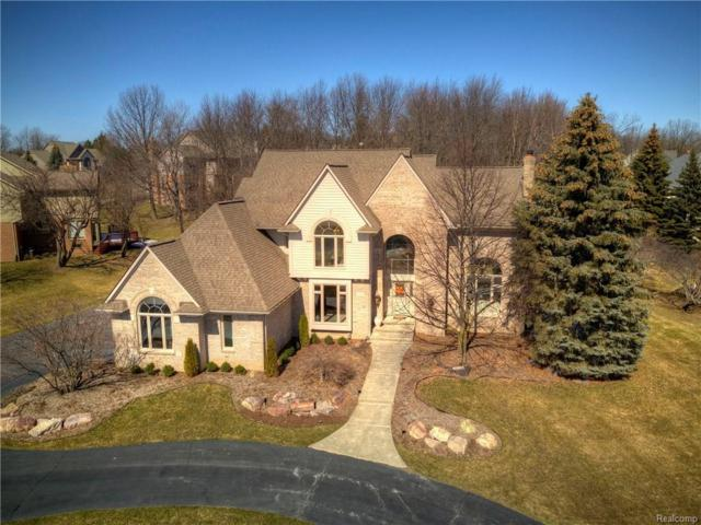1698 Westridge Drive, Rochester Hills, MI 48306 (#218022688) :: The Buckley Jolley Real Estate Team