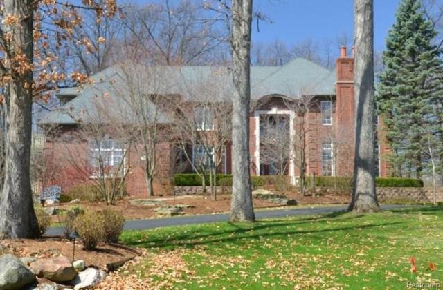 1541 Scenic Hollow Drive, Rochester Hills, MI 48306 (#218023539) :: Duneske Real Estate Advisors
