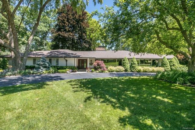 710 Kennebec Court, Bloomfield Hills, MI 48304 (#218023808) :: The Buckley Jolley Real Estate Team