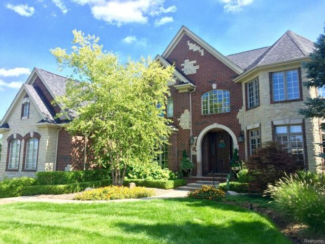 1819 Lincolnshire Drive, Rochester Hills, MI 48309 (#218025513) :: Duneske Real Estate Advisors
