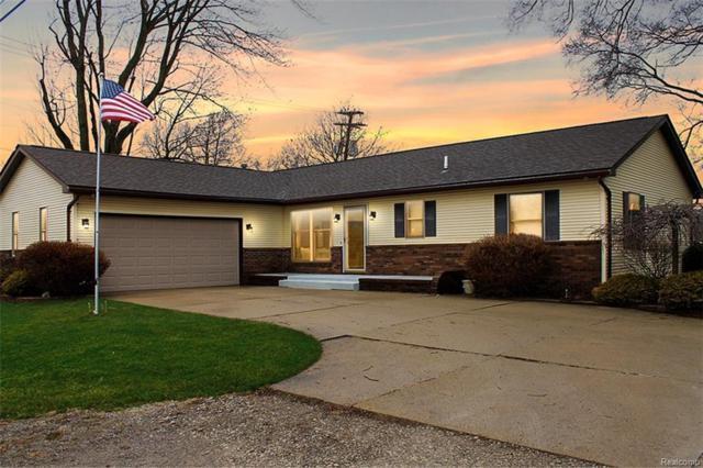 125 E Newburg, Ash Twp, MI 48117 (#218025620) :: Duneske Real Estate Advisors