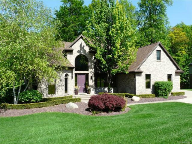 8470 Deerwood Road, Independence Twp, MI 48348 (#218026063) :: The Buckley Jolley Real Estate Team