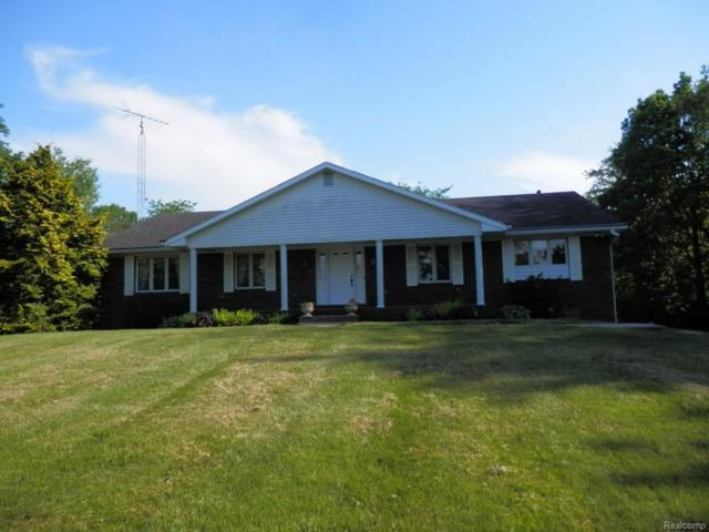 10933 N Custer Road, Raisinville Twp, MI 48162 (#218026181) :: RE/MAX Vision