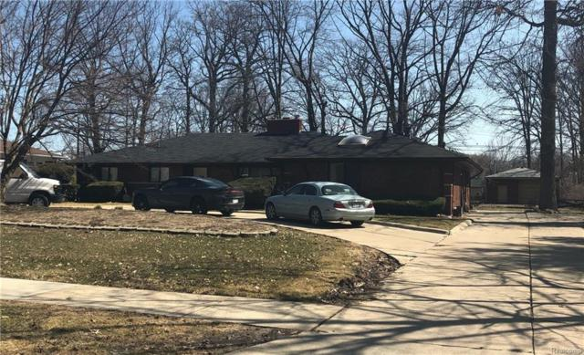 16051 Kennebec Street, Southgate, MI 48195 (#218026890) :: RE/MAX Classic
