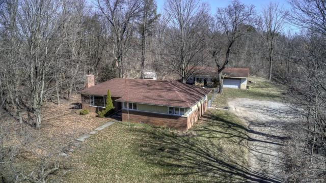8665 Brookville Road, Salem Twp, MI 48170 (MLS #218027512) :: The Toth Team