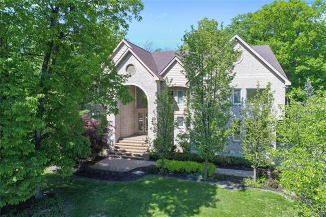 6087 Oak Trail, West Bloomfield Twp, MI 48322 (#218028470) :: RE/MAX Classic